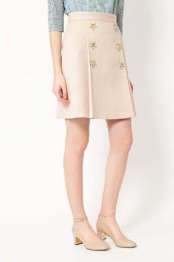 フラン台形スカート