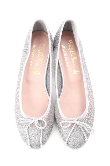 《Pretty Ballerinas》GLITTER バレエシューズ
