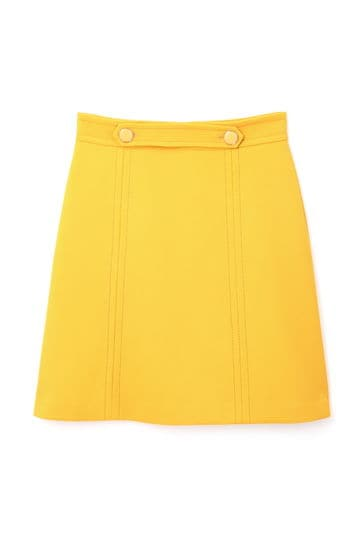 【先行予約 7月中旬入荷予定】ベラツイルカラースカート