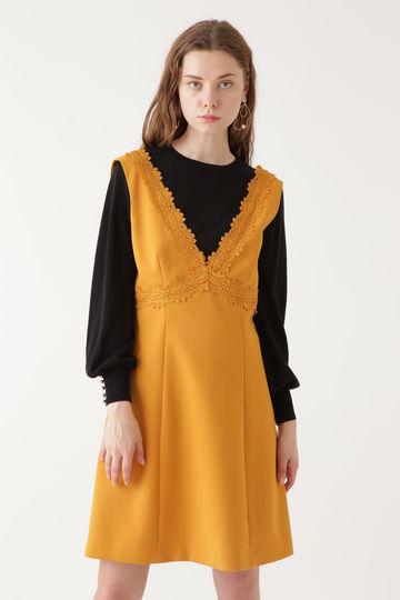 【先行予約 10月上旬入荷予定】カロリナジャンパースカート