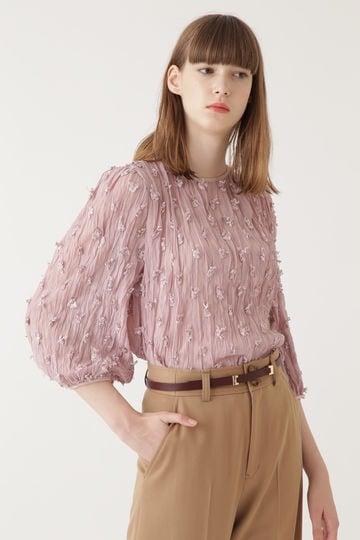 リリアボリューム袖カットソー
