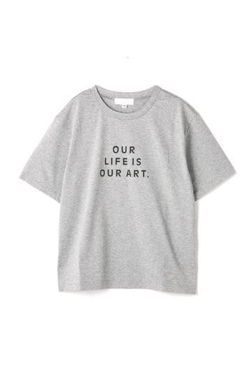 レノン ロゴTシャツ