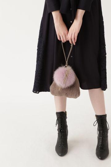 [ピンク・グレーWEB限定色]フェイバッグ