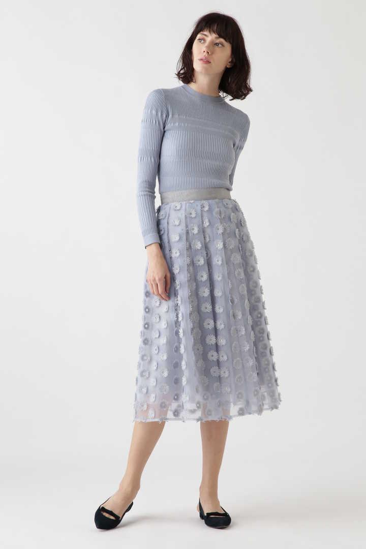 《Endy ROBE》マチルダフレアスカート