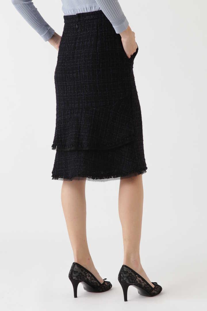 《Endy ROBE》ノラツィードタイトスカート