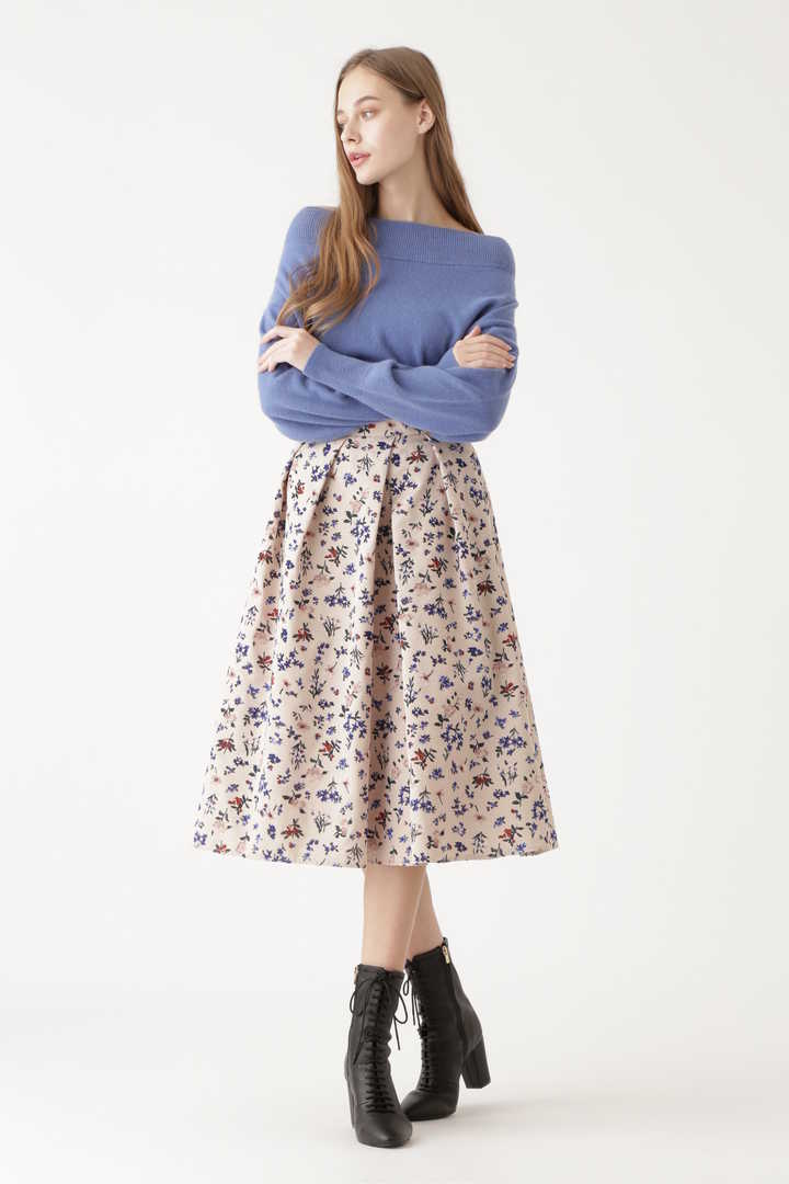 マギーフラワースカート