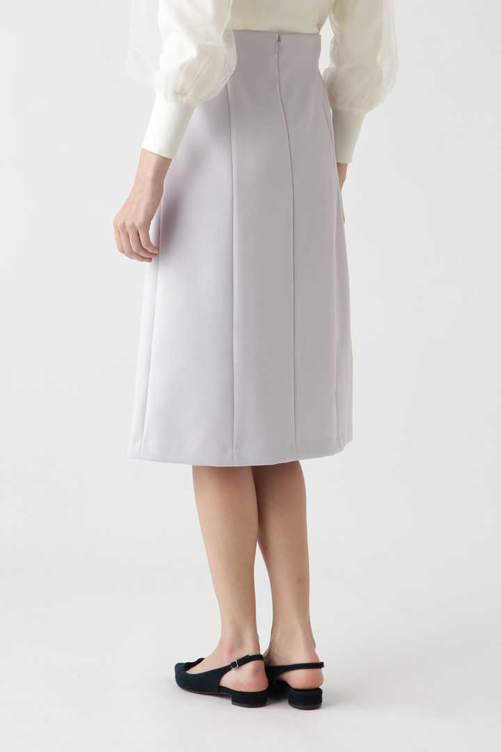 《Endy ROBE》モナフロント釦スカート