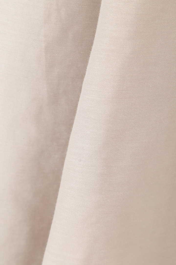 ローレンウエストリボン付スカート