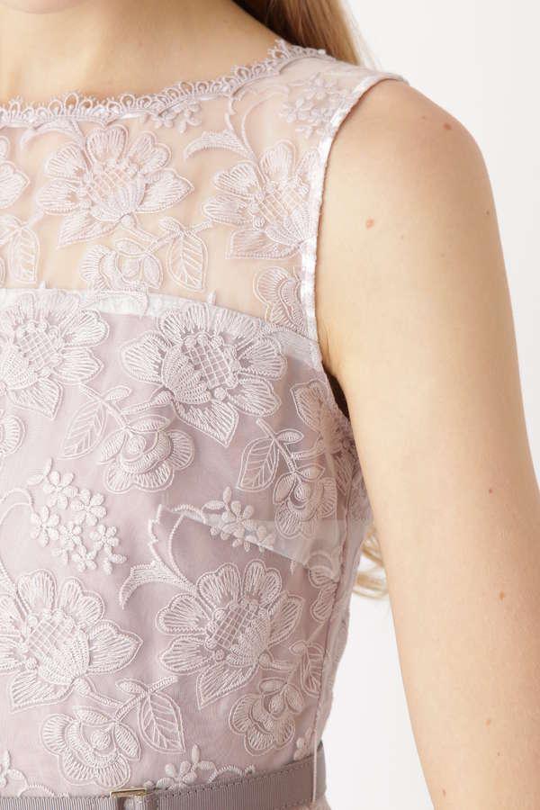 モリスレースドレス