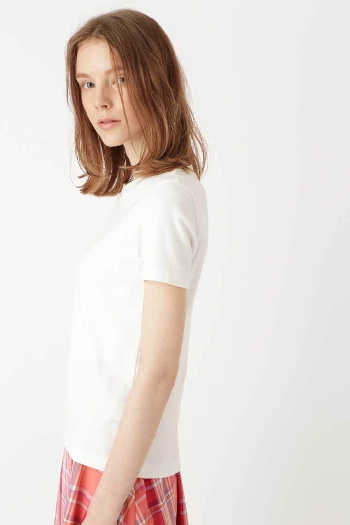 ネックロゴTシャツ