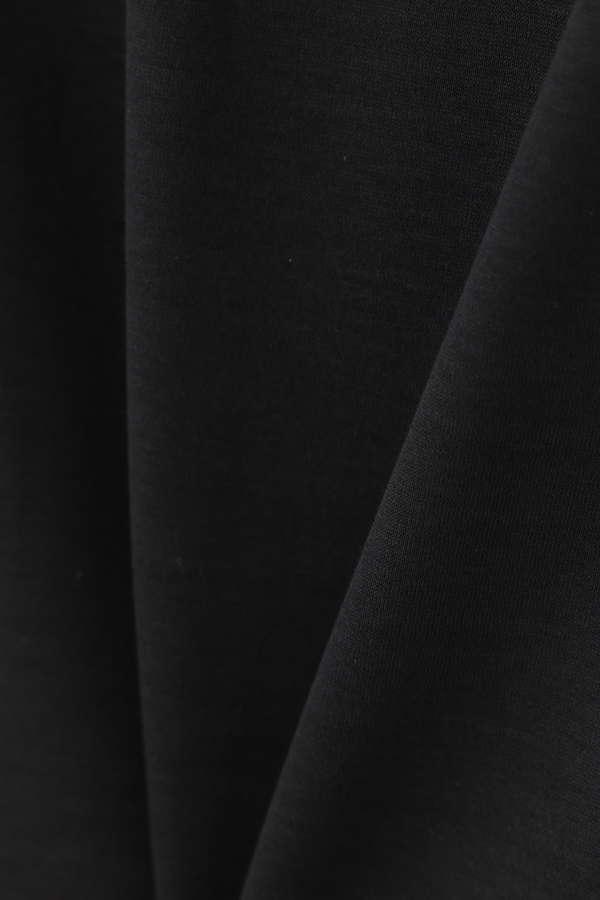 アネリボリューム袖ドッキングカットソー