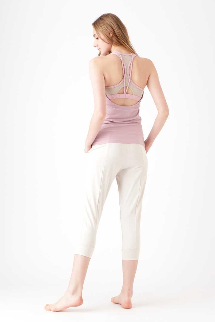 《JILLSTUART Yoga》kasuriヨガパンツ