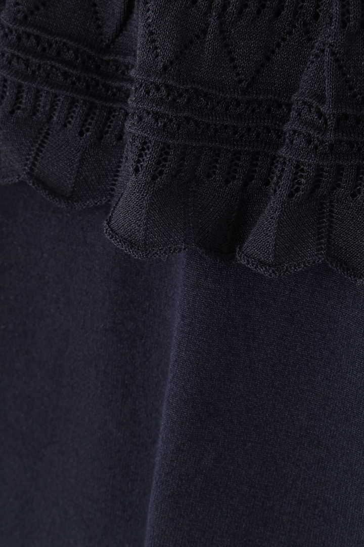 フィービーフリル襟ニット