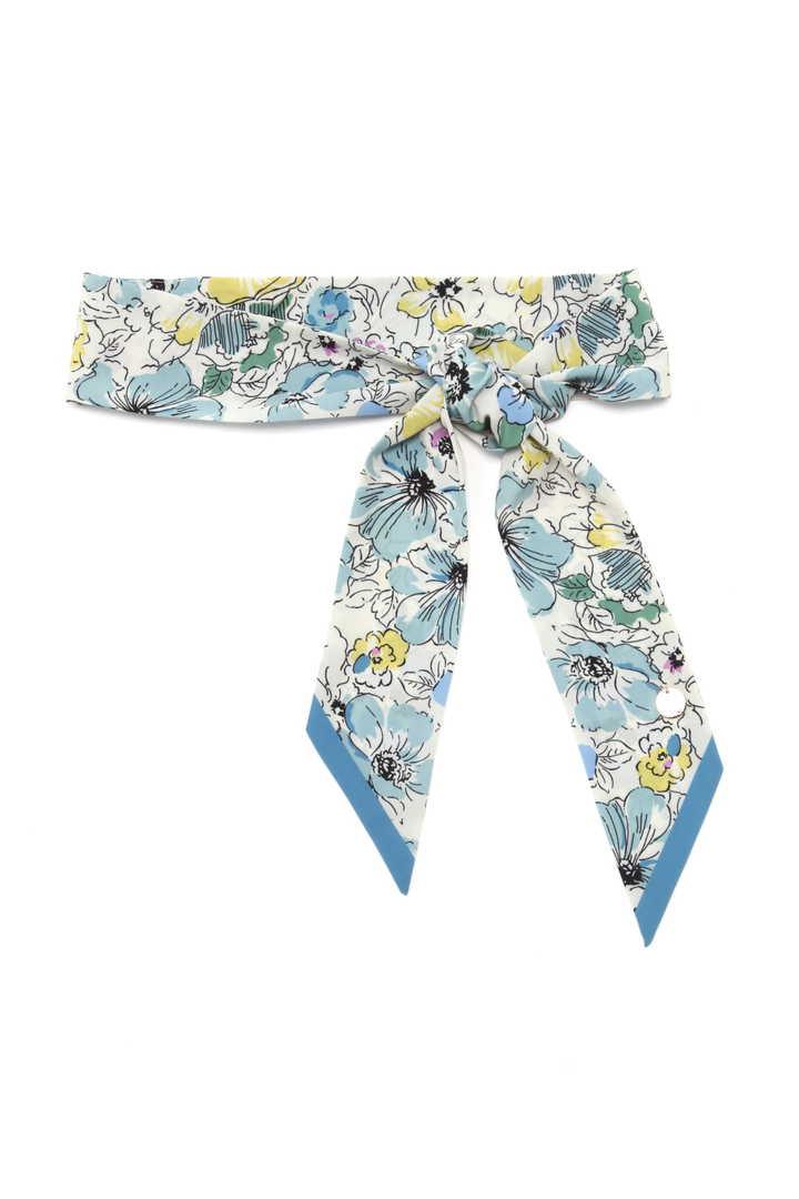 フラワースカーフ
