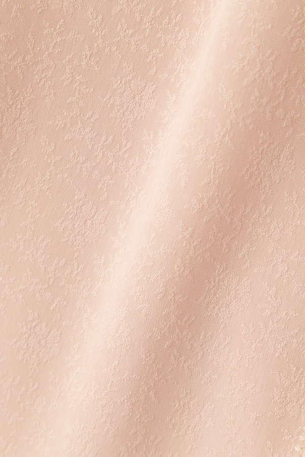 ヘレナフリル襟ブラウス