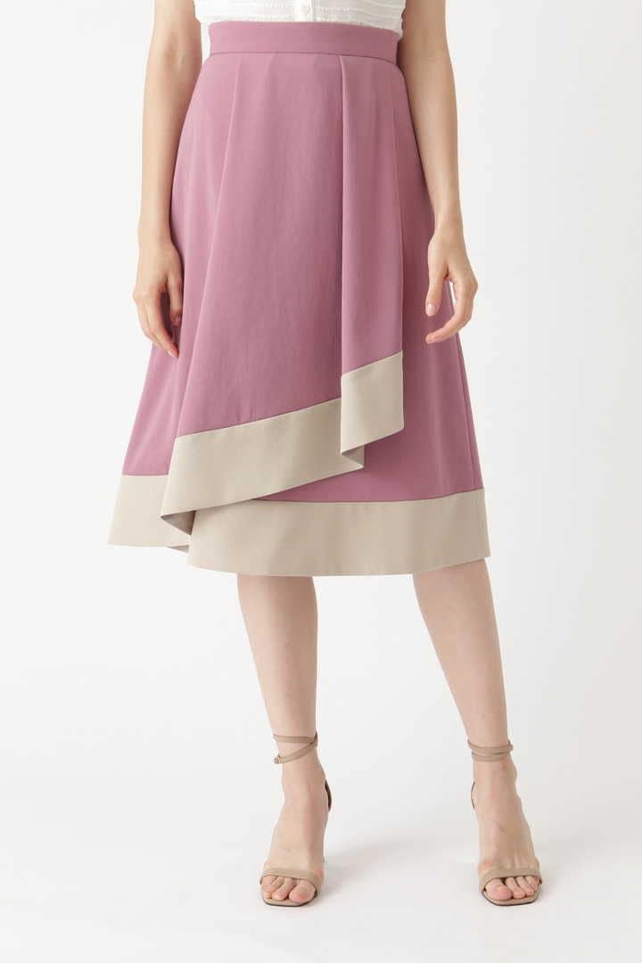 ロージーラップ風スカート