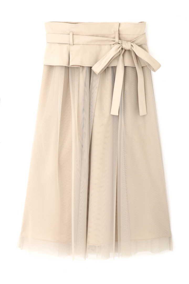 モリーチュールスカート