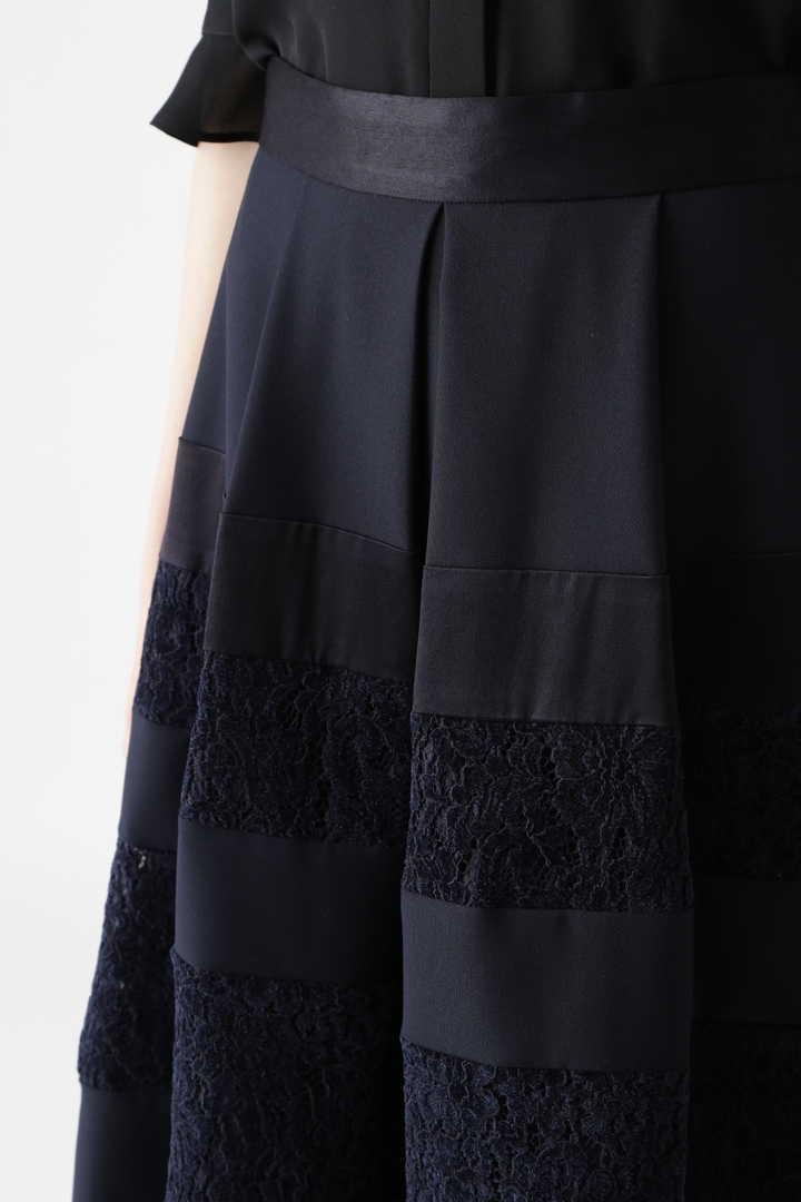 ハリエットボーダースカート