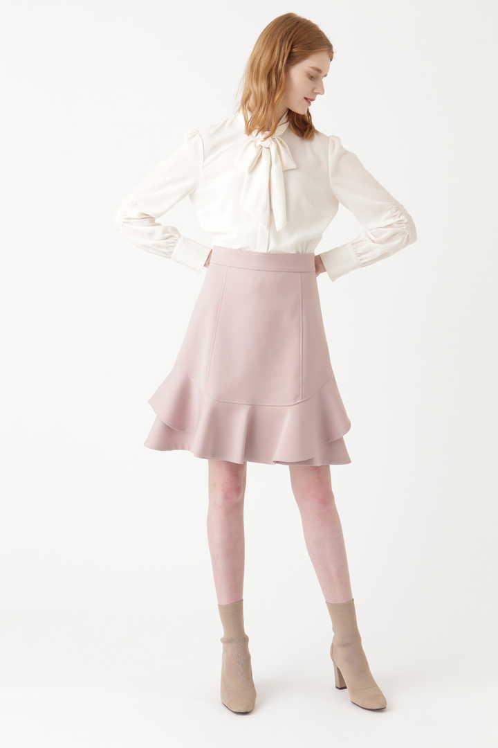 アレックス裾フリルスカート