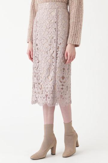 【先行予約 10月上旬-中旬入荷予定】シンディレースタイトスカート