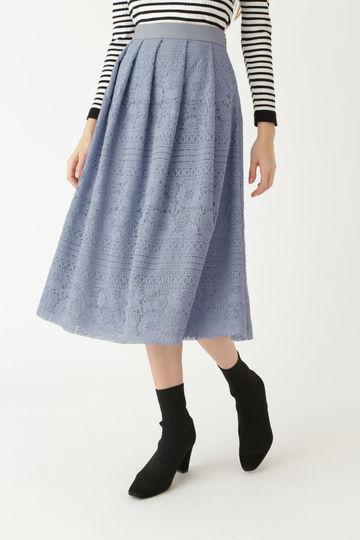 《Endy ROBE》シルヴィア刺繍スカート