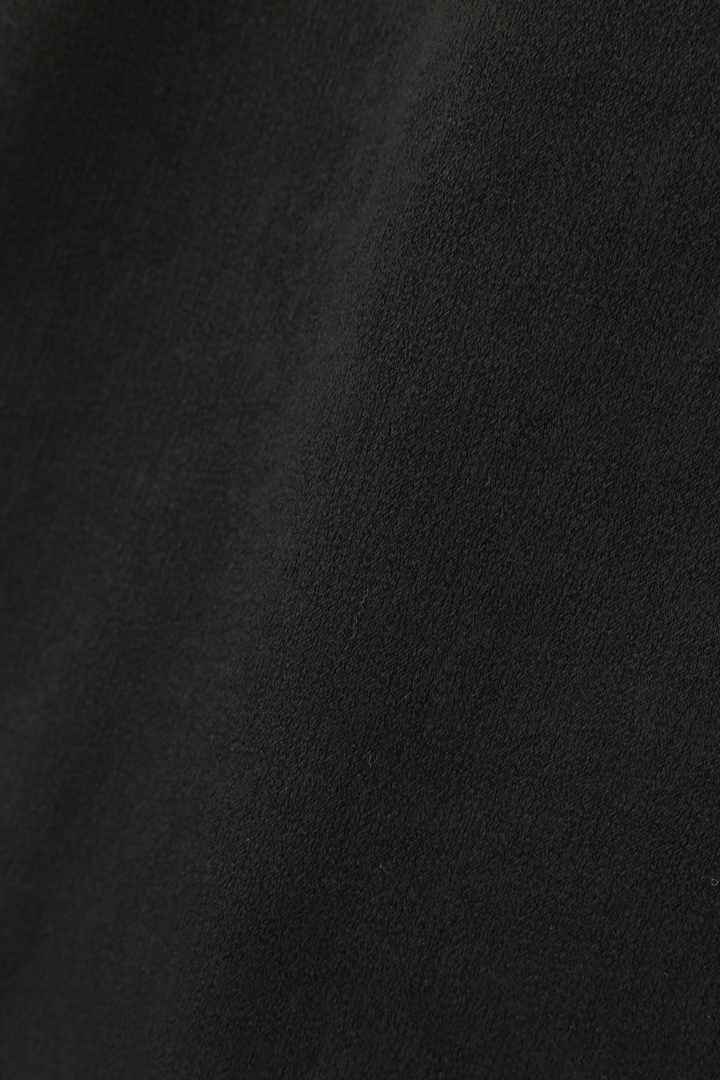 セシリーチュール異素材ドッキングキャミワンピース
