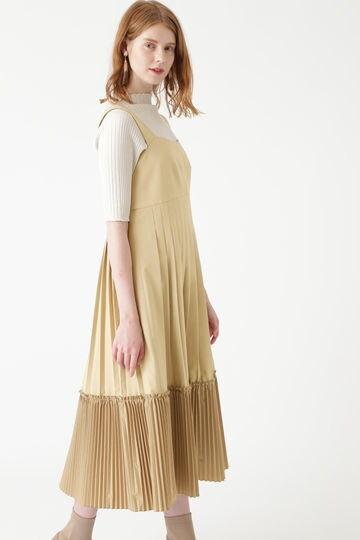ココプリーツジャンパースカート