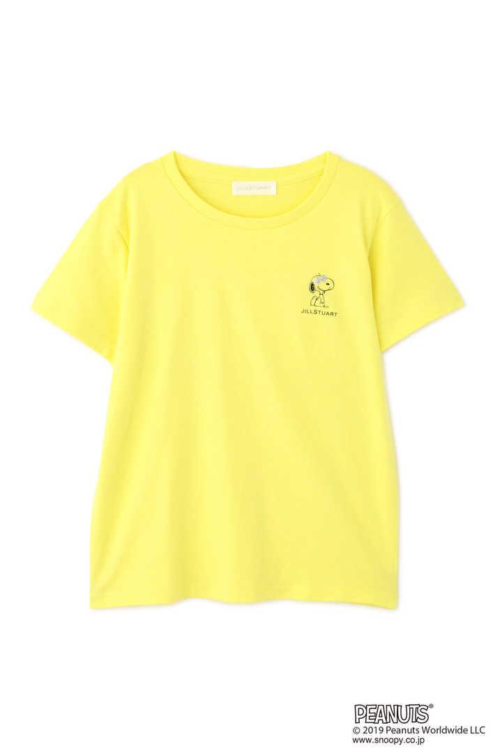 [限定商品] SNOOPY LOGO Tシャツ