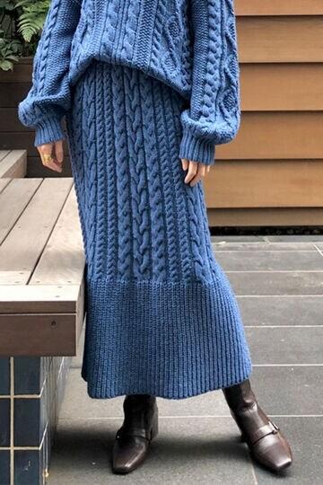 ドロシーニットスカート