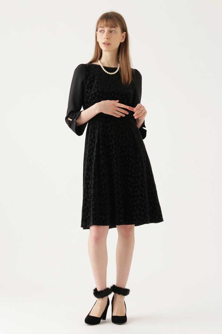 《JILLSTUART White》メアリーべロア刺繍ドレス【公式サイト限定サイズあり】