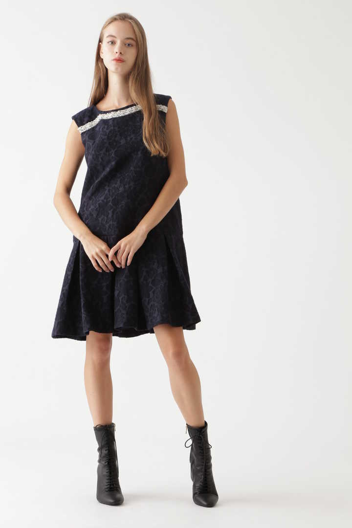 《JILLSTUART White》サラジャガードドレス【公式サイト限定サイズあり】