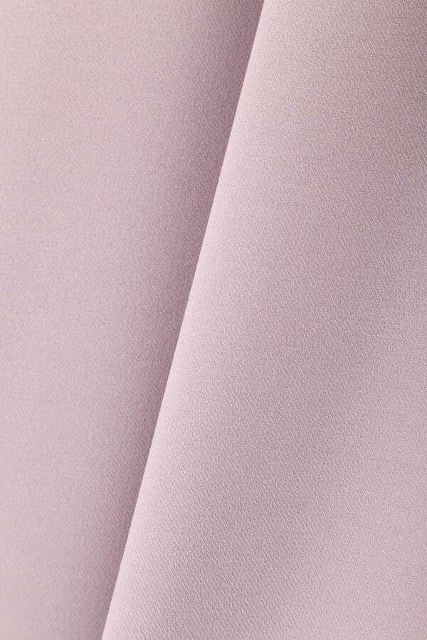 フロント釦マーメイドミモレスカート