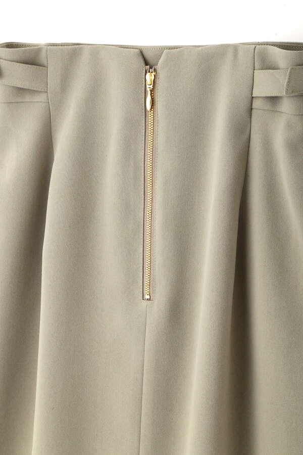 《田中みな実さん着用》サイドベルトロングタイトスカート