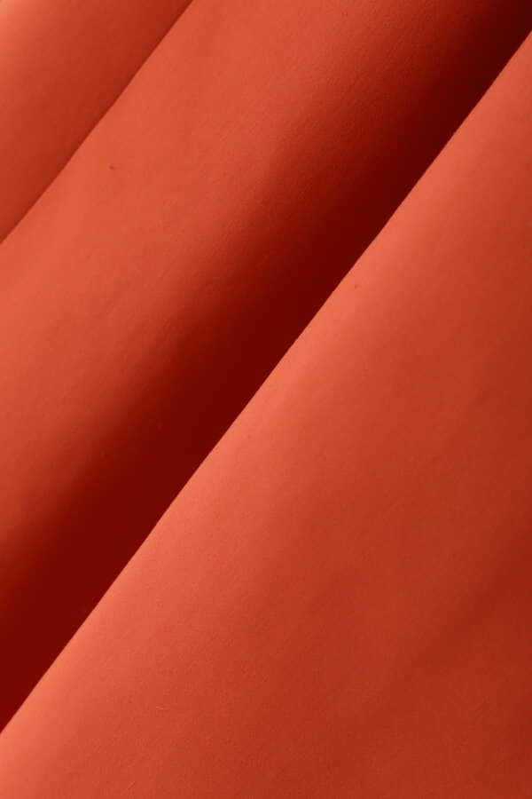 アシメタックカラーフレアスカート
