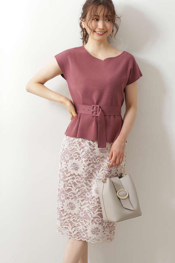 エルフィンレースタイトスカート