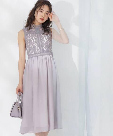 《Lou Lou Fee》ラインレースドレス
