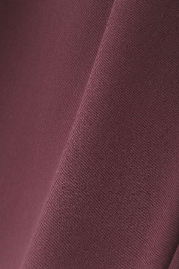 《堀田茜さん着用 美人百花11月号掲載商品》ベルト付ワイドパンツ