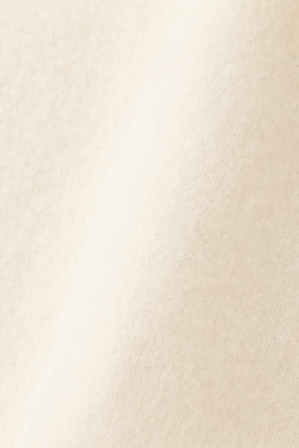 《田中みな実さん着用 美人百花11月号掲載商品》《ウォッシャブル対応》FOXハイネックゆるニット