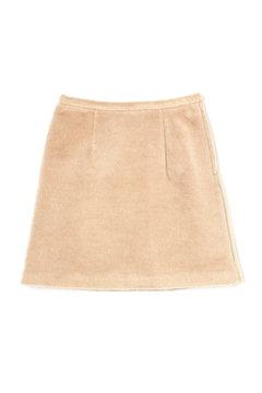【AneCan 12月号掲載】【CanCam 12月号掲載】エアリーシャギースカート