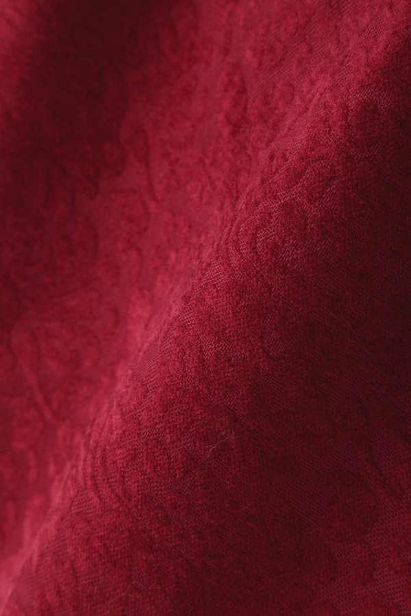 【AneCan 12月号掲載】モールフラワージャガードスカート