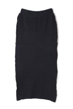 《BLANCHIC》ラーベン柄編みニットスカート