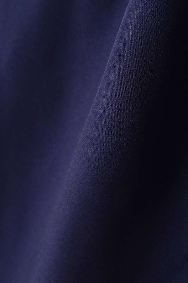 【Ray 11月号掲載】フレアーダブルクロスワンピース