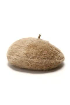 【Sweet 1月号掲載】《EDIT COLOGNE》ファーベレー帽|