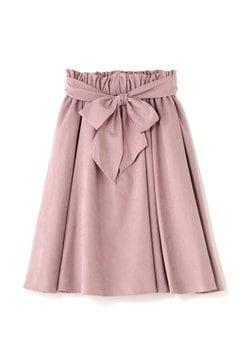 《EDIT COLOGNE》ピーチギャザースカート