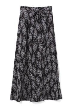 《BLANCHIC》ペイズリープリントスカート