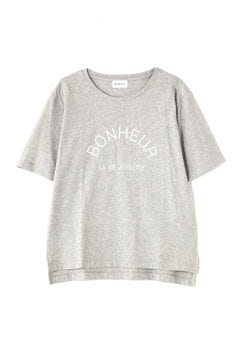 《BLANCHIC》コットンTシャツロゴ