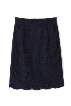ブラッシュレースタイトスカート