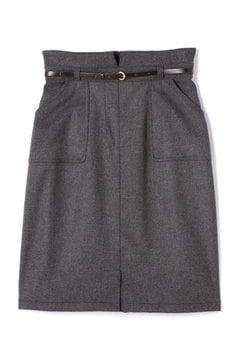 ベルト付カーゴスカート