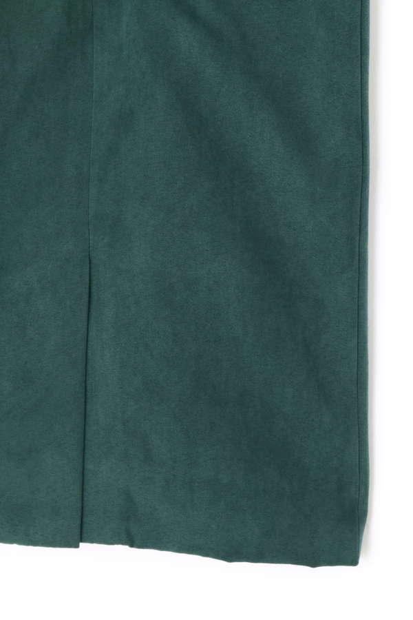 【cancam 11月号掲載】シルキースエードタイトスカート