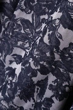 ローズジャガードフレアスカート